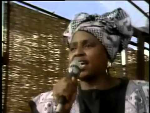 Mariam Makeba - Soweto Blues (Live in Concert)