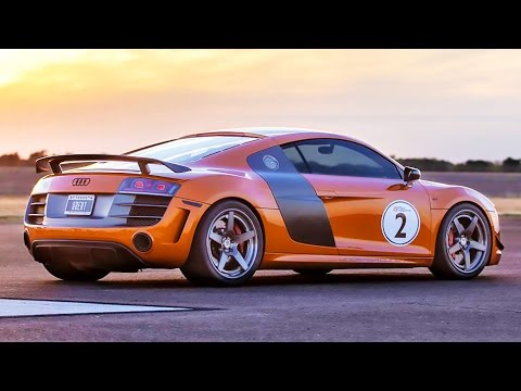 WORLDS FASTEST Audi R8 - 2100hp+ Twin Turbo!!!