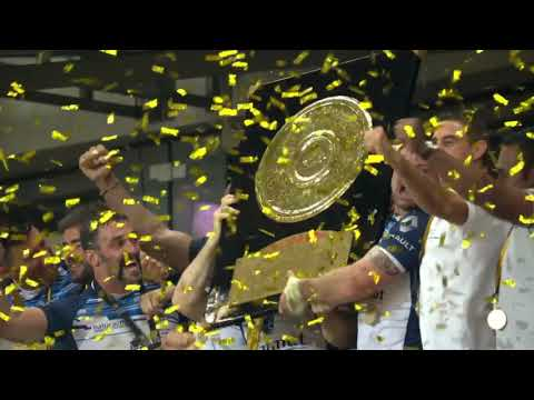 Le Castres Olympique, Champion de France de TOP 14 !