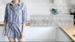 ASOS & Topshop Summer Capsule Wardrobe Haul | ViviannaDoesStyle