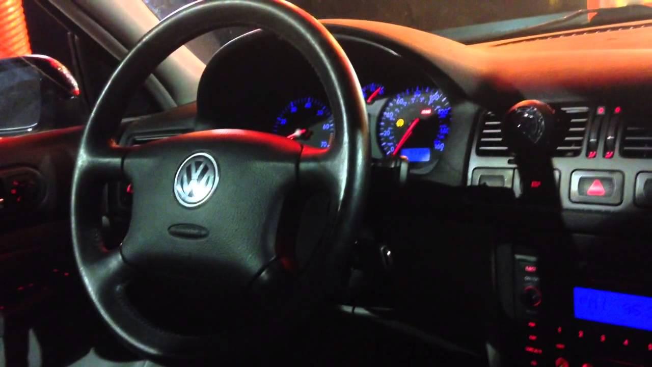 2002 volkswagen jetta gli interior - YouTube