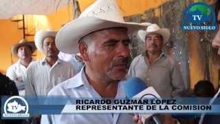 OAXACA NS TV TOMAN PALACIO DE SAN MIGUEL CHICAHUA CIUDADANOS EXIGEN DESTITUCION DE PRESIDENTE MUNICI