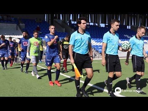 VÍDEO: El CD Lucecor pierde su primer partido de la temporada frente al Castro del Río