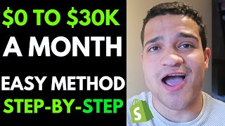 Baixar 0 to $30K A Month in 3 Months | Step by Step Shopify Dropshipping Tutorial 2019