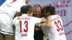 Torwart Fabio Coltorti schießt das Last-Minute Tor gegen Darmstadt 98 | RBL-History 2015