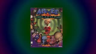 Funky Jungle (Jungle Theme 1) - Armed & Delirious (Dementia) OST - Aviv Kordich