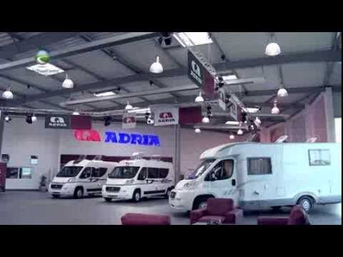 Adria Motorhome Production Process