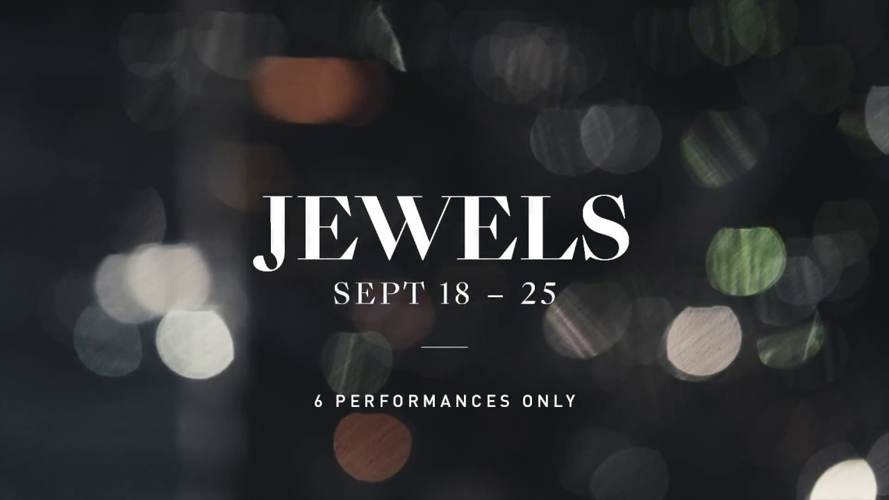 New York City Ballet Presents: JEWELS