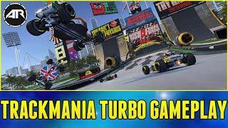 Trackmania Turbo Gameplay Online!!! (Xbox One Gameplay)