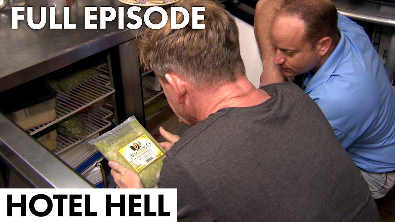 Download Gordon Ramsay SHOCKED To Find Frozen Avocado   Hotel Hell FULL EPISODE
