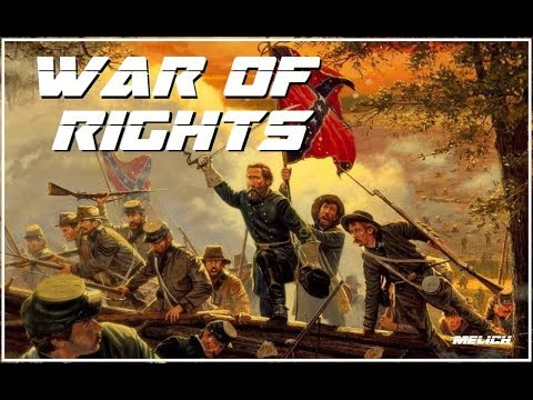 WAR OF RIGHTS : 6th Louisiana On The Field !!