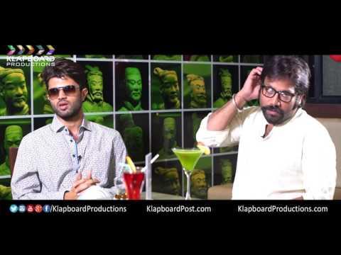 Arjun Reddy Movie Team Exclusive Interview  Promo