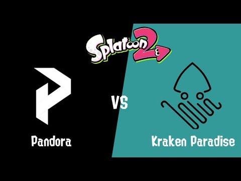 Splatoon 2 - Kraken Paradise vs. Pandora | Cast by Sorin