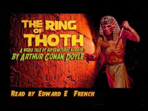 The Ring of Thoth a short story by Arthur Conan Doyle