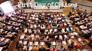First Day of Classes || UW-Madison thumbnail