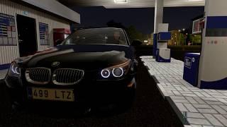 City Car Driving BMW M5 E60