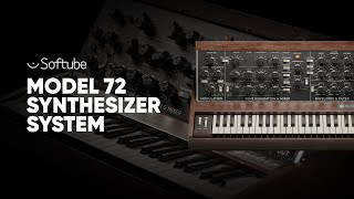 Model 72 Synthesizer System – Softube