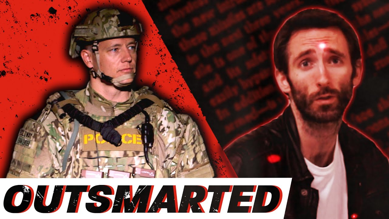 Download I Tried Escaping A SWAT Team