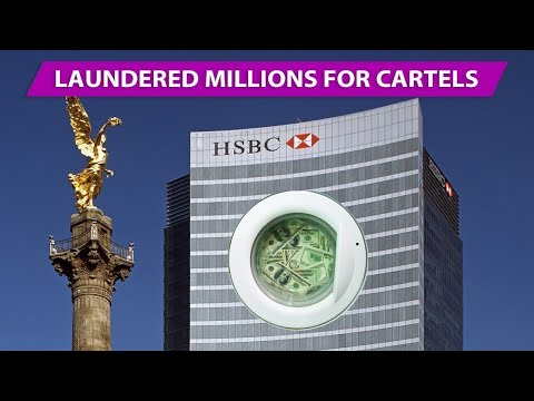 Why Banks Are Laundering Cartel Money