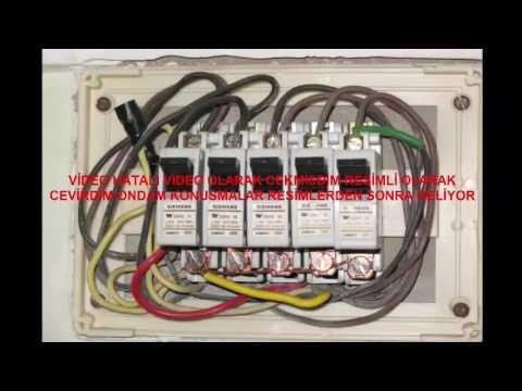 Elektrik Tesisatında Dikkat Edilmesi Gerekenler