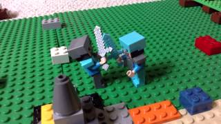 Ultimate lego minecraft hunger games 2