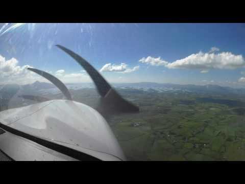 Scenic Flight Connemara, Ireland