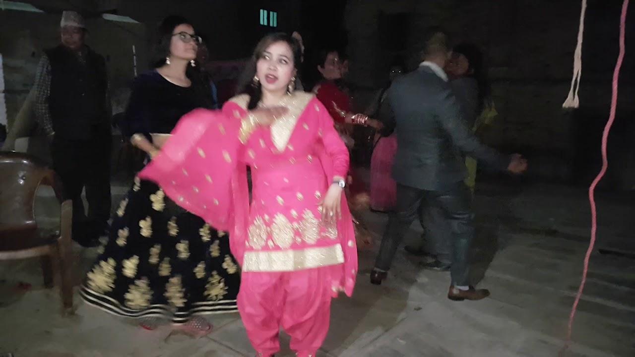 Usha Gautam Wedding Party Dance Video 2074