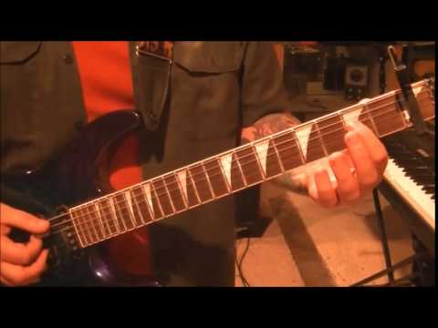 How to play Tempted by Marty Stuart on guitar by Mike Gross(CVT Lesson for Krystiana/Part 1)