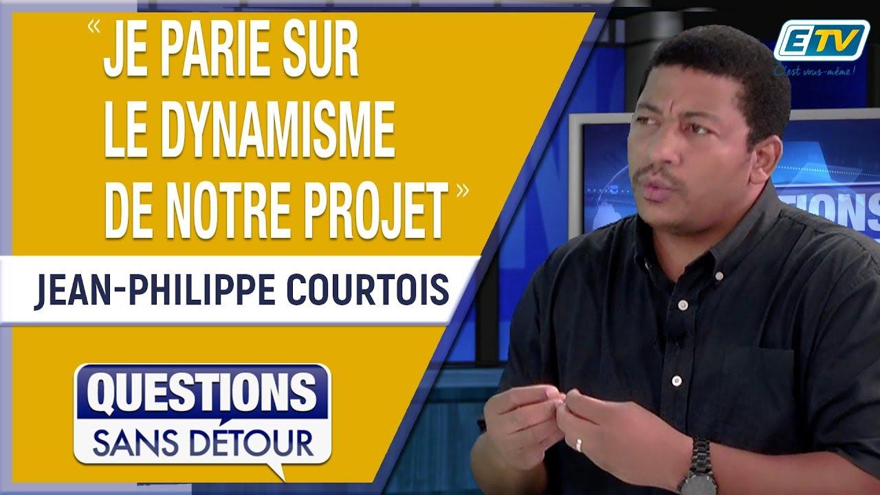 Questions Sans Détour avec Jean-Philippe COURTOIS