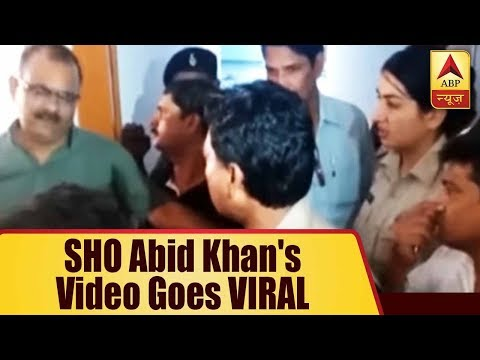 SHO Abid Khan`s video of asking if being Muslim is his fault goes VIRAL
