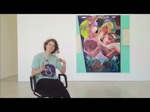 Interviewreihe Kulturtechnik Malen: Dana Schutz