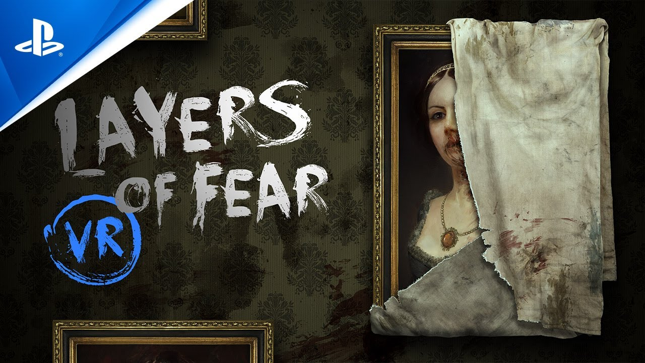Layers of Fear - Live Action Trailer | PS VR