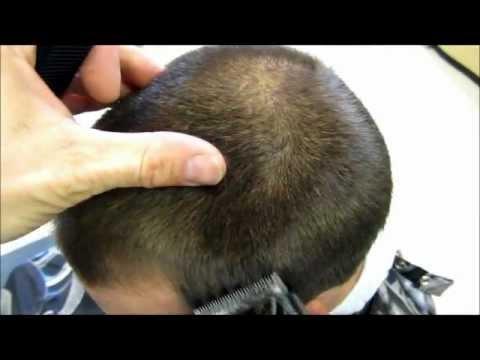 Jason cuts fade haircut #1 blended to a #3 No Line Clipper Video HD