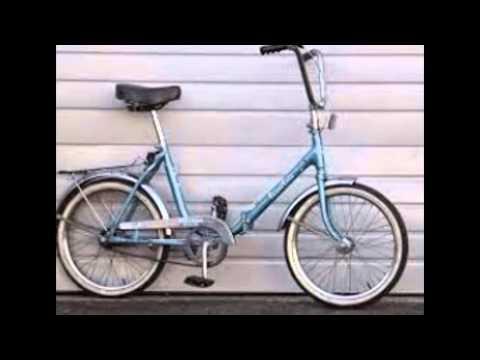 Worksman Folding Bike