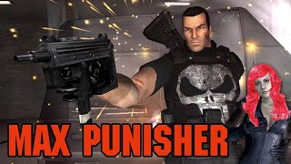 Punisher Warzone for Max Payne 2