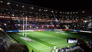 match rugby France All Blacks LYON 2017