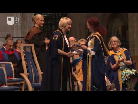 Ely Degree Ceremony, Saturday 3 June, 18:30