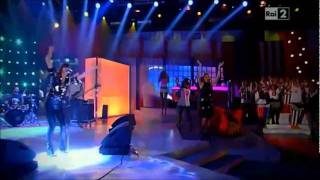 MARTIN SOLVEIG ft DRAGONETTE   Hello Live