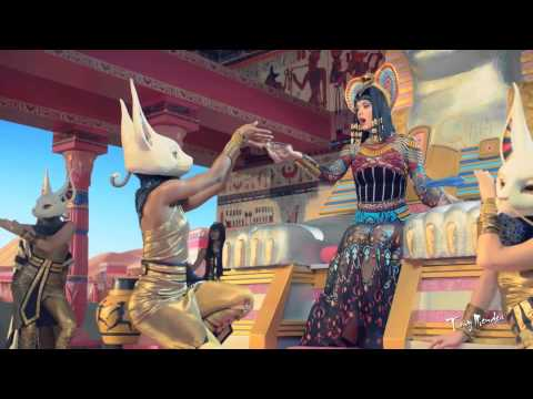 Katy Perry - Dark Horse (Billy Waters & Curtis Driver Magic Mart Rework - Tony Mendes Video Re Edit)