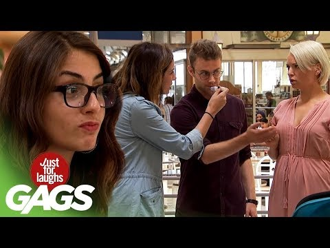 NEW Just For Laughs Gags | FunnyTV NEW Pranks 2019