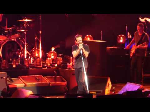 State Of Love And Trust - Pearl Jam, American Airlines Arena, Miami FL. April 9, 2016.
