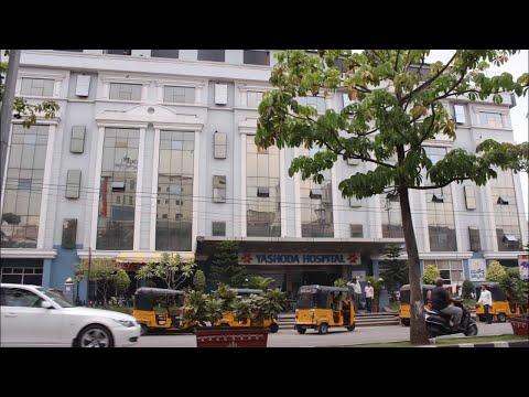 Yashoda Hospital Somajiguda - Hybiz.tv