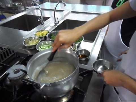 อาหารไทย : ขั้นตอนการทำแกงเลียง