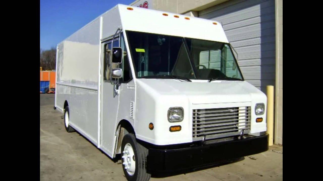 Used step vans and Fleet Trucks for Sale - YouTube