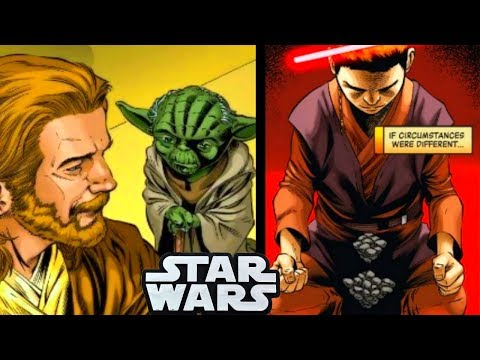 YODA REVEALS HIS BIGGEST FEAR TO OBI-WAN!!(CANON) - Star Wars Comics Explained