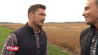 Chris Talks Life after the Bachelor with eTalk