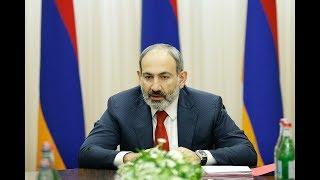 Հայաստանի շուրջ անվտանգային միջավայրը ոչ միայն չի լիցքաթափվել, այլև  հակառակը ․ Վարչապետ