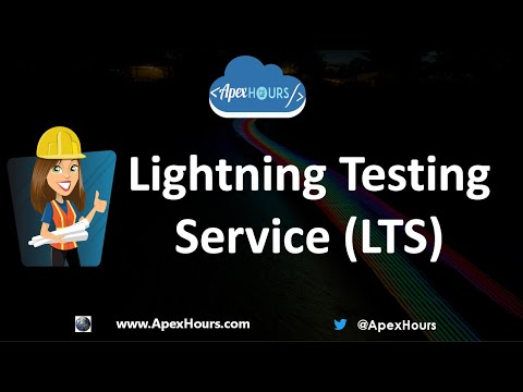 Introduction to Lightning Test Services with Jasmine