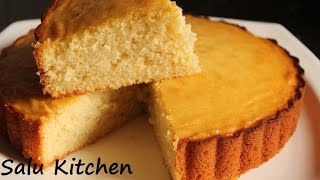How to make Sponge Cake in Pressure Cooker