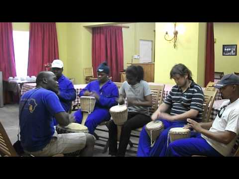 Unique Missions- Drum Ministry(at Institude for The Blind) Worcester